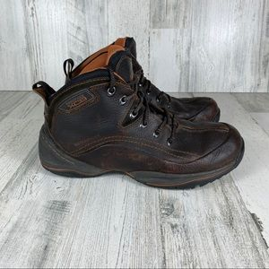 ROCKPORT XCS waterproof  leather boots